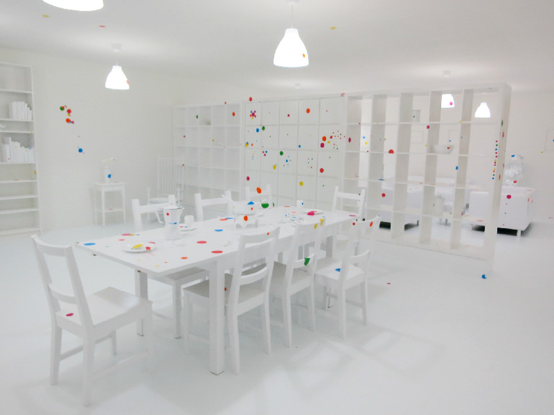 Spielobjekte, Installation view, Museum Tinguely, Basel, till May 11, 2014, Courtesy Archivio Mary Vieira