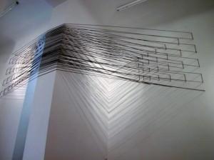 Fiorelli, Modorati, Pezzi. Corpi senza, Installation view, Fabbri Contemporary art, 2011, ph.courtesy Isisuf