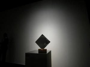 Mary Vieira, O tempo do movimento, Installation view, Rio De Janeiro, 2005, ph. courtesy Isisuf