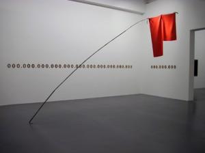 Antonio Dias,  After Utopia, Installation view, ph. courtesy Isisuf