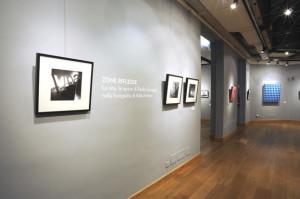 Zone Riflesse. La vita, le opere di Paolo Scheggi nella fotografia di Ada Ardessi, Installation view, fino al 20 dicembre 2012, Palazzo Broggi, Milano
